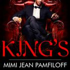 King of Me by Mimi Jean Pamfiloff