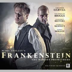 Frankenstein by Mary Shelley, Jonathan Barnes