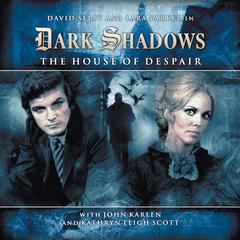 Dark Shadows: The House of Despair by Stuart Manning