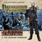 Rise of the Runelords: The Skinsaw Murders by Cavan Scott