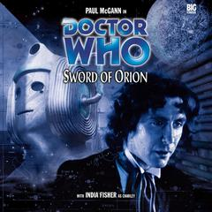 Doctor Who: Sword of Orion by Nicholas Briggs