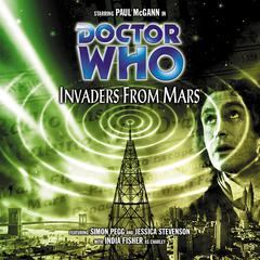 Doctor Who: Invaders from Mars by Mark Gatiss