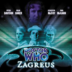 Doctor Who: Zagreus by Alan Barnes