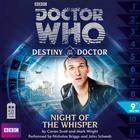 Doctor Who: Night of the Whisper by Cavan Scott, Mark Wright