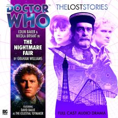 Doctor Who: The Nightmare Fair by Graham Williams