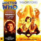 Doctor Who: Paradise 5 by P. J. Hammond, Andy Lane