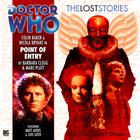 Doctor Who: Point of Entry by Barbara Clegg, Marc Platt
