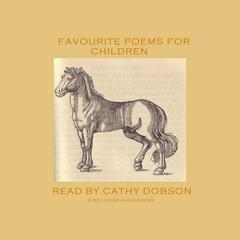 Favorite Poems for Children by various authors