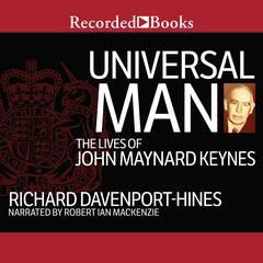 Universal Man by Richard Davenport-Hines