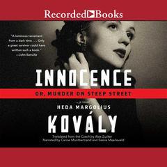 Innocence by Heda Margolius Kovály