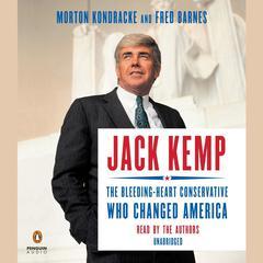 Jack Kemp by Fred Barnes, Morton Kondracke