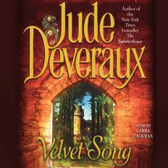 Velvet Song by Jude Deveraux