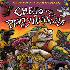 Chato and the Party Animals by Gary Soto