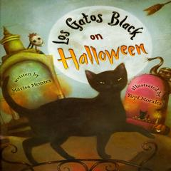 Los Gatos Black on Halloween by Marisa Montes