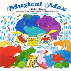 Musical Max by Robert Kraus