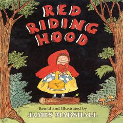 Red Riding Hood by James Edward Marshall