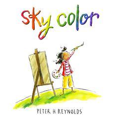 Sky Color by Peter H. Reynolds