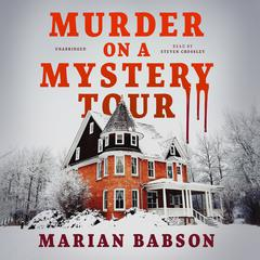 Murder on a Mystery Tour by Marian Babson