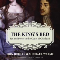 The King's Bed by Don Jordan, Michael Walsh