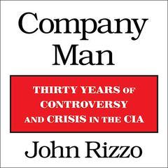 Company Man by John Rizzo