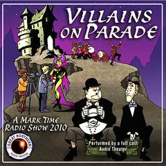 Villains on Parade by Jerry Stearns