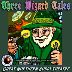 3 Wizard Tales by Jerry Stearns