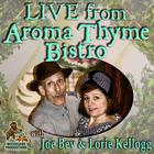 Live from Aroma Thyme Bistro by Marcus Guiliano