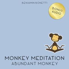 Abundant Monkey Meditation by Benjamin Bonetti