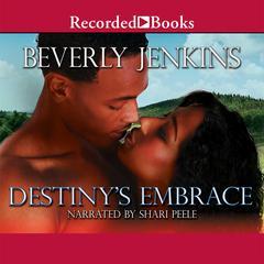 Destiny's Embrace by Beverly Jenkins