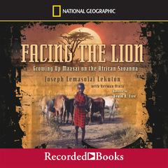 Facing the Lion by Joseph Lemasolai Lekuton