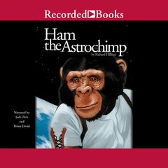Ham the Astrochimp by Richard Hilliard