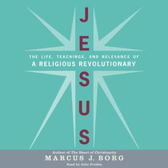 Jesus by Marcus J. Borg