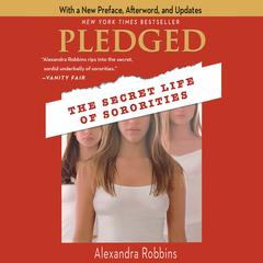 Pledged by Alexandra Robbins