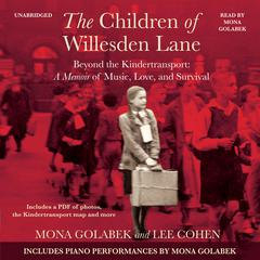 The Children of Willesden Lane by Mona Golabek, Lee Cohen