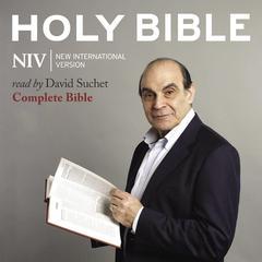 The Complete NIV Audio Bible by Zondervan, David Suchet