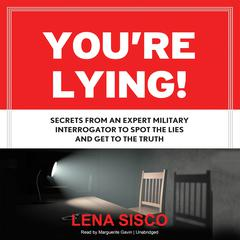 You're Lying! by Lena Sisco