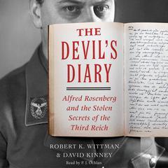The Devil's Diary by Robert K. Wittman, David Kinney