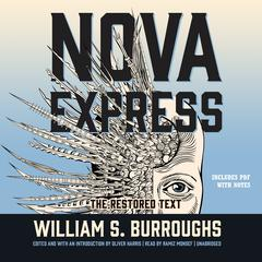 Nova Express by William S. Burroughs