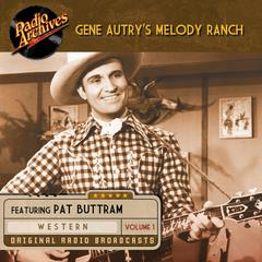 Gene Autry's Melody Ranch, Volume 1 by various authors