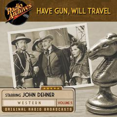 Have Gun, Will Travel, Volume 5 by various authors