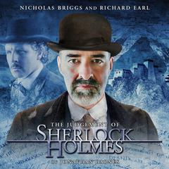 Sherlock Holmes - The Judgement of Sherlock Holmes by Jonathan Barnes