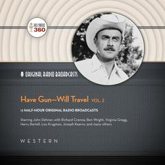 Have Gun—Will Travel, Vol. 2 by Hollywood 360
