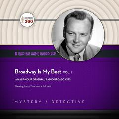 Broadway Is My Beat, Vol. 1 by Hollywood 360
