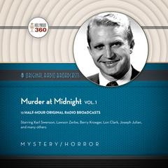 Murder at Midnight, Vol. 1 by Hollywood 360