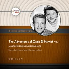 The Adventures of Ozzie & Harriet, Vol. 1 by Hollywood 360