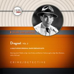 Dragnet, Vol. 2  by Hollywood 360