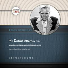 Mr. District Attorney, Vol. 1 by Hollywood 360