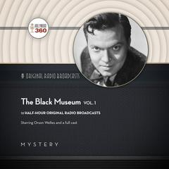 The Black Museum, Vol. 1 by Hollywood 360