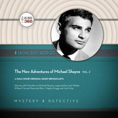 The New Adventures of Michael Shayne, Vol. 2 by Hollywood 360