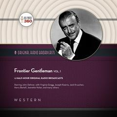 Frontier Gentleman, Vol. 1 by Hollywood 360